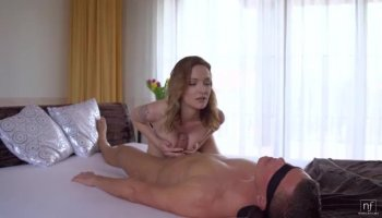 Sexy GF anal try out with big cock on billiards table