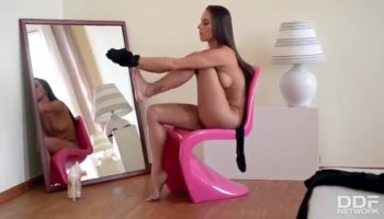 Harmoni Kalifornia interracial gloryhole