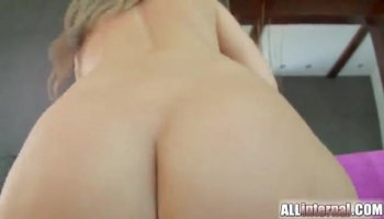 TeenPies Teen Gets Surprise CreamPie On Nut Day